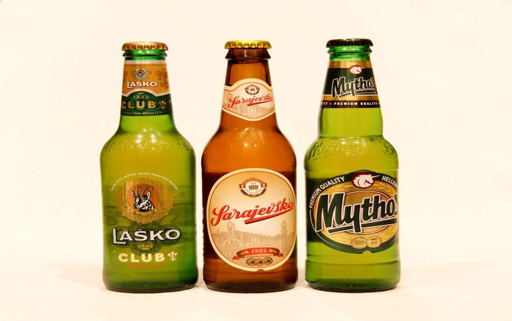Frisdrank en Bier