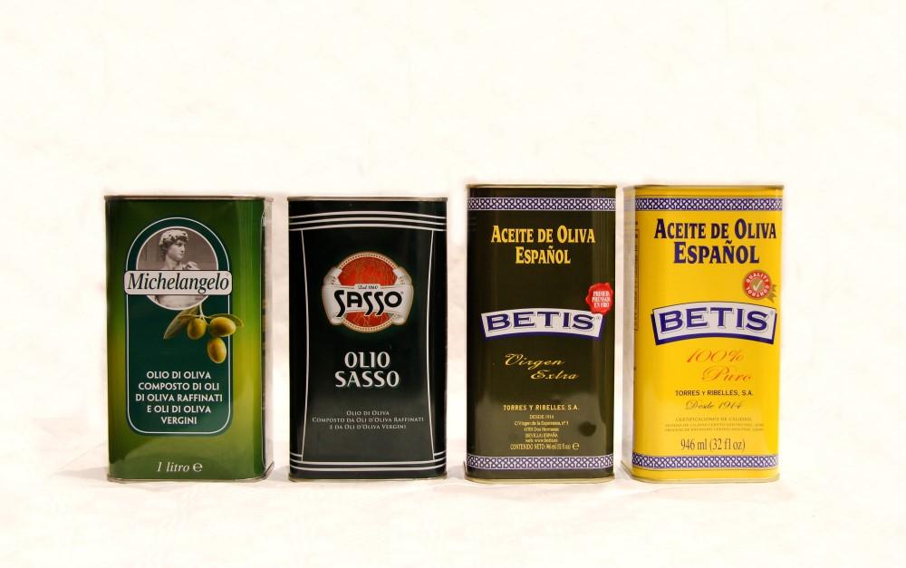 Olijfolie olio di oliva