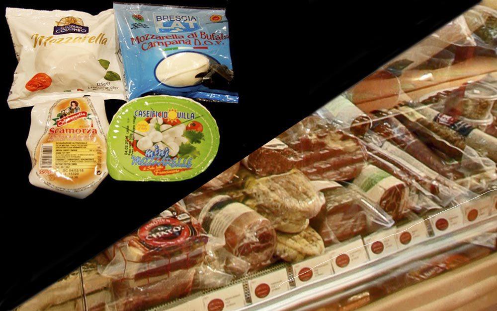 Vleeswaren/Kaas